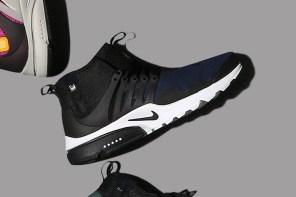 跟 Acronym x NikeLab Air Presto Mid 差在哪?平民版 Air Presto 買的到!