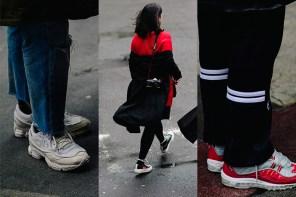 Converse 綁法很特別,布拉格時裝週的潮人穿著將是下一波主要潮流趨勢?