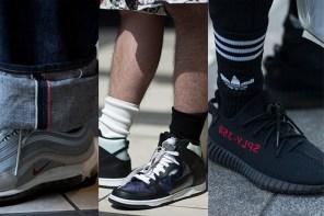 來看一下今年哪些球鞋值得參考,2017 東京時裝週的屌鞋各有強大細節