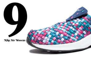 懷念嗎?編織鞋即將回歸?Nike 一口氣在短期內釋出「9」款 Air Woven!