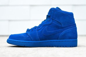 又是藍色!Air Jordan 1 這次給你滿滿的大藍色