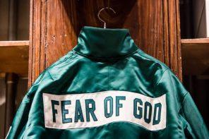 走進 Fear Of God 全新期間限定店舖!超高清圖輯讓你完整感受!