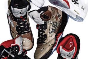 還記得那些年「天天吃土」的日子嗎?歷年 Supreme x Nike 合作款一張不漏!