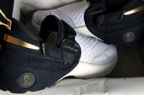 OVO x Air Jordan Trunner LX 限定配色諜照
