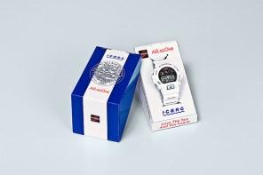 海洋保育你我做起,G-SHOCK x I.C.E.R.C. 「鯨豚」錶款台灣「明日」開賣!