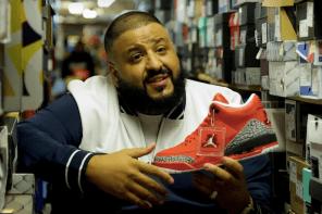 DJ Khaled 親述聯名 Air Jordan 3:「與 Jordan Brand 合作是一直以來的夢想」
