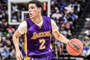 Lonzo Ball 正式加入湖人隊,第一件事就是先開賣「湖人配色」ZO2 球鞋