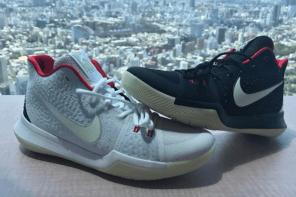 戰靴又多了一個選擇!Nike Kyrie 3 最新「Yeezy 2」配色很可以!