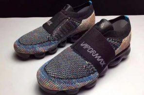 「Nike Air VaporMax 第二代」高清實物曝光,更也暗示「重磅聯名」的到來?