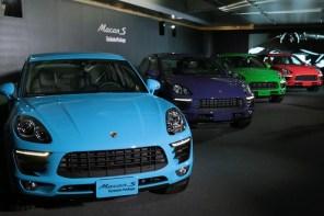 全台限量 6 台!《Porsche Macan》性能升級版登台!還秘密推出 4 款新配色?