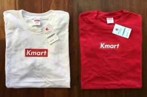 網友瘋搶!K-mart x Supreme 真的合作了?!