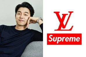 「鬼怪大人」孔劉歐爸也愛 Supreme x LV!?他拿的是這個……!