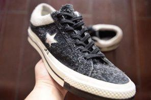 陳冠希瘋狂曝光,CLOT x Converse 重磅聯名的發售日或許不遠了….