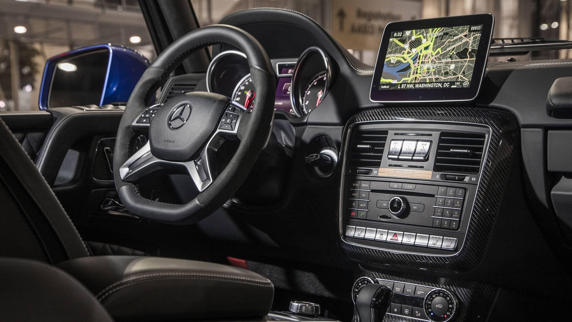 2017 Mercedes-Benz G550 4x42