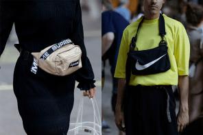 時裝潮潮人瘋狂著用!「腰包」絕對是穿搭必不可少的配件