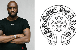 Virgil Abloh「突襲」曝光 Off-White X Chrome Hearts 最新聯名單品?!