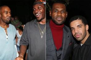 【OD 話題】LeBron 和肯爺加入多人混戰!Drake 和 Pusha-T 的恩仇錄!(下)