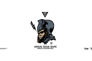 izzue X URSUS BAPE 釋出「URSUS. IZZUE.BAPE」支線系列最新聯名單品