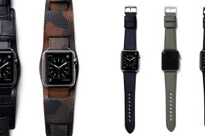帥到沒天理!HEAD PORTER 推出 Apple Watch 專用皮革錶帶!