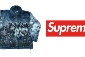 僅需 2,000 台幣!不只輕易入手 Supreme 最新一季「狼群」外套,尺寸還隨你選!
