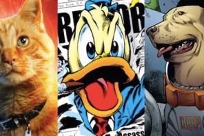 《驚奇隊長》會不會莫名打造出動物超級英雄的宇宙?另外這些「動物」也曾出現在漫威宇宙中?