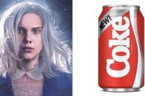 《怪奇物語》把 1985 年可口可樂的「怪味道」帶回來了