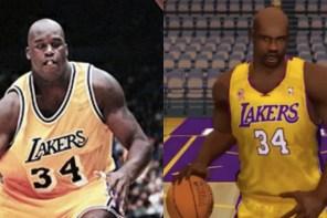 關心 2K20 球員評分之前,先回顧 NBA 2K 歷史上唯一總評 100 的男人:俠客歐尼爾