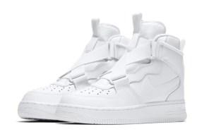 Nike Air Force 1 綁帶版本造型鞋款曝光!