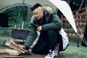 余文樂親身演繹 New Balance 580 最新鞋款