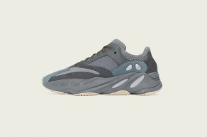 正式發佈!Yeezy Boost 700「Teal Blue」新配色登場!