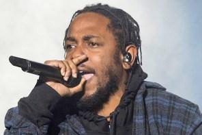 碧琦,謙虛點!Travis Scott 先休息,Nike 聯名換 Kendrick Lamar 來!