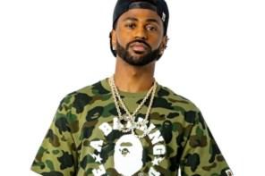 BAPE 再度與饒舌歌手展開合作,推出 Big Sean 全新別注系列