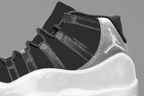 Air Jordan 11 Low「康熙」準備推出高筒款式?!