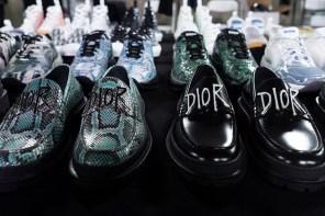 Dior x Shawn Stussy 系列正式曝光
