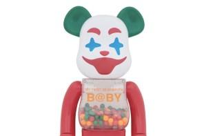 BE@RBRICK 終於再度推出小丑造型公仔