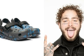 Post Malone 推出 Crocs 聯名「洞洞鞋」設計