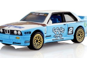 Travis Scott《JACKBOYS》專輯周邊 BMW 玩具車比聯名 Jordan 還貴!?