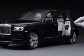 沒看錯吧?這台勞斯萊斯的模型車竟然比你正在開的車子還貴!