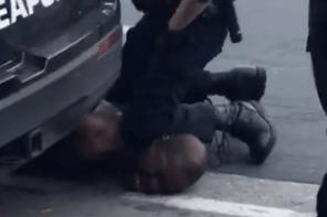 白人警察執法過當,黑人男子遭壓脖七分鐘窒息死亡,Beyonce 跳出聲援