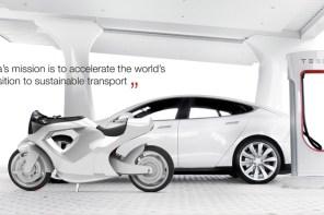 車迷哭哭!Tesla 首款電動摩托車被老闆「打槍」!?