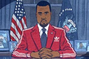 總統肯爺這次申請「West Day Ever」的商標又在打什麼主意?