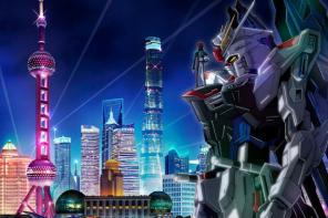 東方明珠不夠看了,上海新地標將會是巨型等比「鋼彈」?!