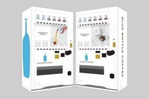 咖啡界的 APPLE 隨便你喝!藍瓶咖啡推出專屬「自動販賣機」絕對必須朝聖!