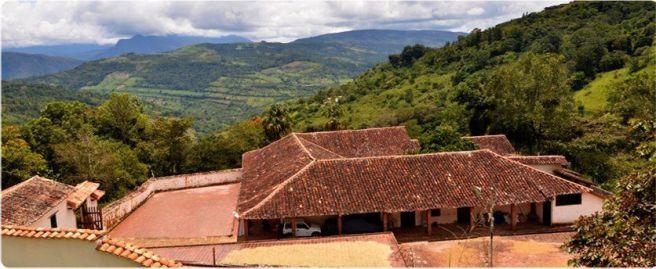 Kolombiya Santander El Calapo (1)