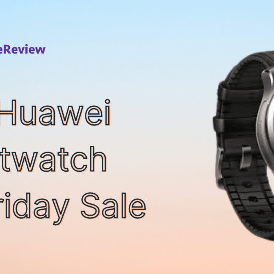 Best Huawei Smartwatch Black Friday