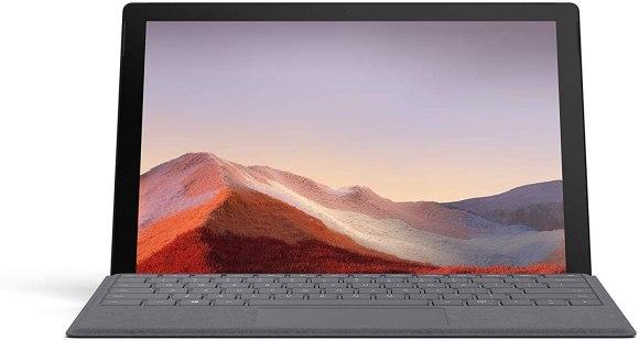 Microsoft Surface pro 7 black Friday deals