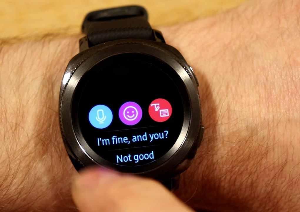 Samsung smart watch black Friday sale