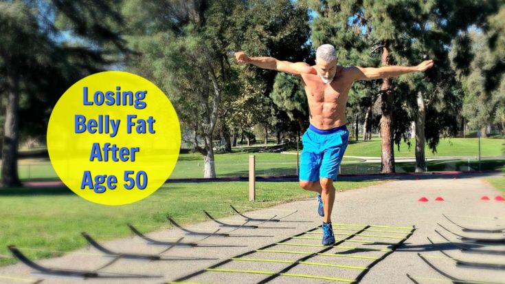 Lose Belly Fat After 50