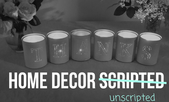 Home Decor Unscripted