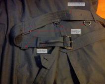Funky belt details!
